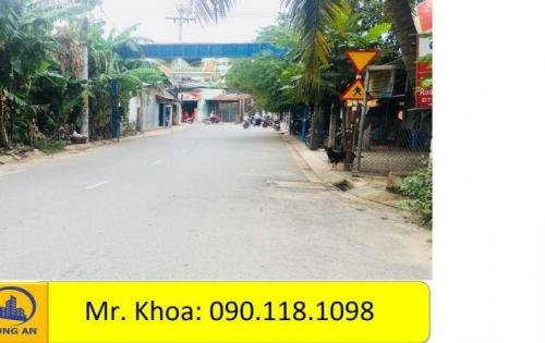 cần bán đất đường Thạnh Lộc 41 dt thổ cư 58m2 đường bê tông 6m hiện hữu thích hợp đầu tư