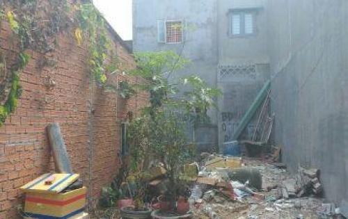 Bán gấp! Đất 1/ Thạnh Lộc 31- gần chung cư Thạnh Lộc
