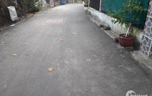 Bán gấp lô đất ngay đường Nguyễn Thị Kiểu phường Tân Chánh Hiệp quận 12