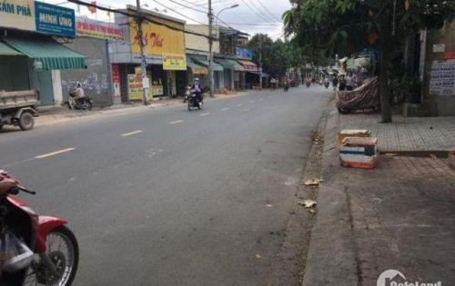 Cần bán gấp Lô đất Mặt Tiền đường nhựa 6m cách Lê Văn Khương chỉ 100m,p.Thới An ,ngay UBND Quận 12