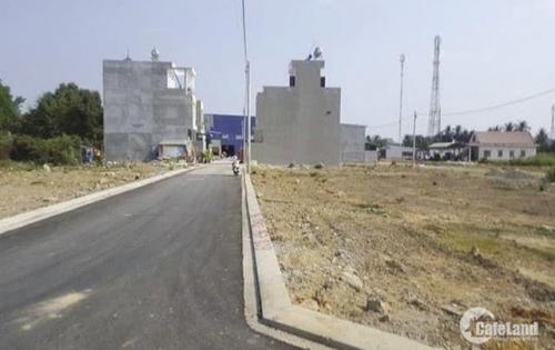 Ngân hàng cần thanh lý lô đất mặt tiền đường Dương Thị Mười giá 1 tỉ 2