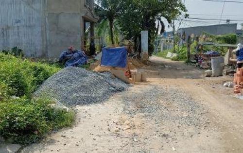 Bán lô đất ở Thạnh Xuân 25 shr đường 8m