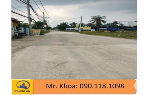156m2 đất 2 mặt tiền phường Thạnh Xuân quận 12 giá chỉ 2 tỷ 600 triệu