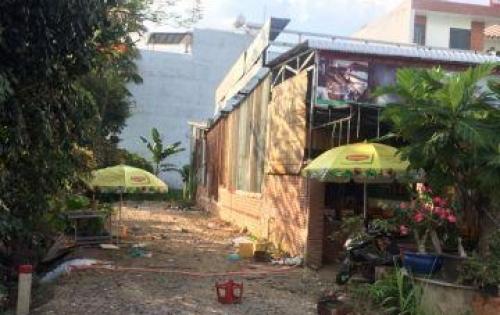 Cần bán đất gấp mặt tiền vườn Lài