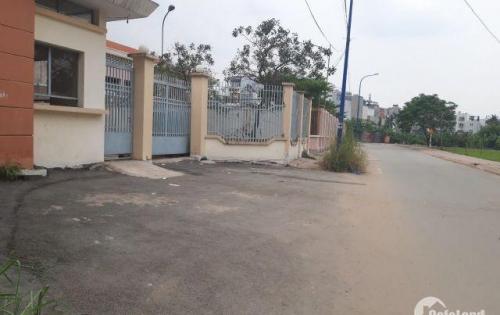 bán Đất hẻm 551 kp5 phường Hiệp Thành, cách Lê Văn Khương 300m giá rẻ
