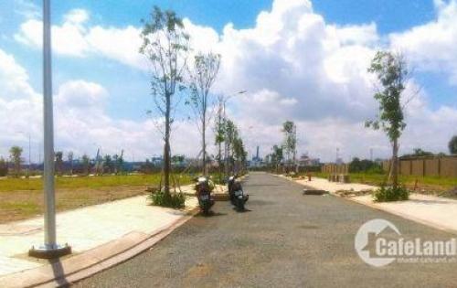 Sang gấp lô đất mt đường số 30 quận 2 liên hệ Trang, SHR