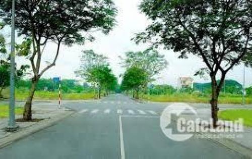 Bán lô đất 105m2, 1ty365, nằm ngay dưới chân cầu Tân Tạo.