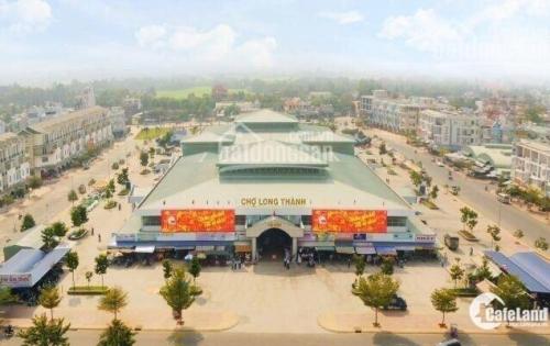 Bán đất trung tâm thị trấn Long Thành, giá chỉ từ 13,8tr/m2, pháp lý minh bạch rõ ràng, thanh khoản cao.