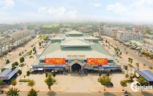 Bán đất dự án Central Mail mặt tiền QL51 đối diện chợ mới Long Thành