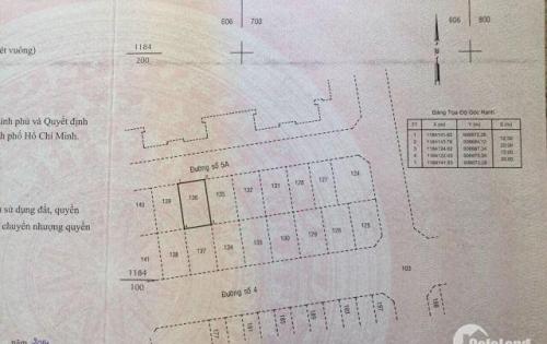 Chính chủ cần bán lô biệt thự CIQ4 12x20m, 49tr/m2, hướng Đông Bắc, đường 12m, 0931442346 Phương