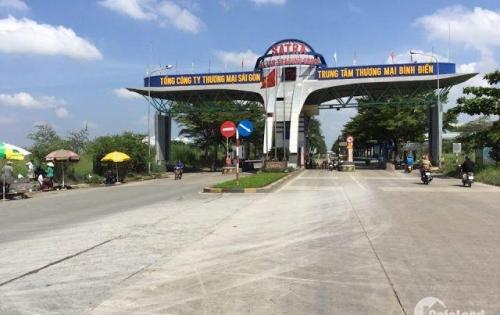 Tôi cần bán gấp lô đất ngay MT Nguyễn Văn Linh, KDC Bình Điền, Quận 8.