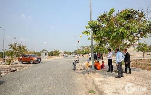 Bán đất mặt tiền Nguyễn Văn Linh, giá chỉ700 triệu/nền, SHR