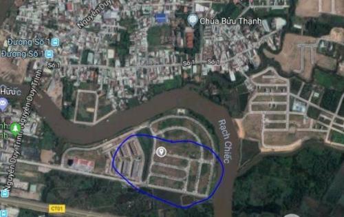 Đất nền phân lô bán nền tại phường Phú Hữu, Q9. Sổ riêng, thổ cư 100%