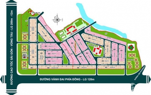 Bán lô đất trong dự án Khang An khu dân cư hiện hữu giá 38 tr/m2 SHR