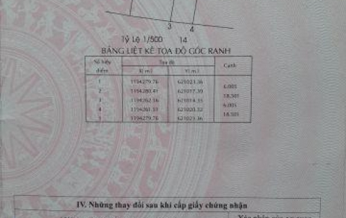 Cần bán lô đất ở đường số 11 phường long phước quận 9 giá chỉ 870tr