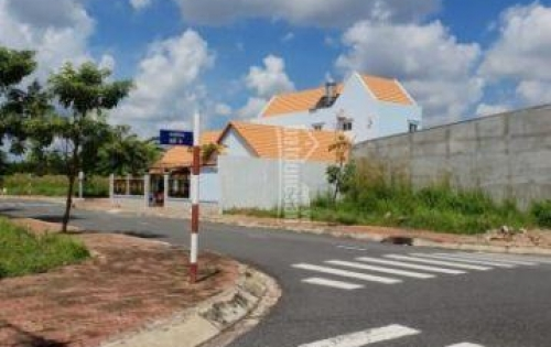 Bán đất mặt tiền KDC long hoà gần chợ với trường 1,2,3 có SHR
