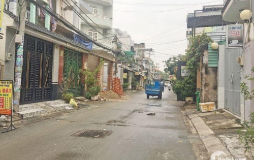 Chính chủ cần tiền bán gấp đất Quận Bình Tân sổ hổng riêng, giá 4,5 tỷ
