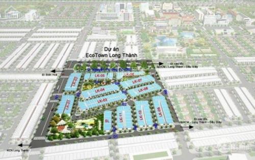 Đất ngay chợ TT Long Thành, mua ở rất tiện lợi, giá ưu đãi nhiều, có nhiều chính sách chiết khấu