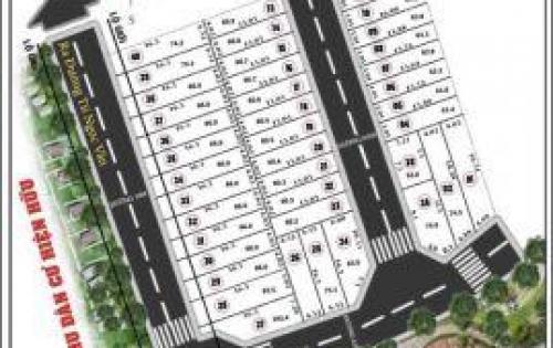 BÁN GẤP! đất thuộc dự án Thống nhất Residence -giá tôt trong khu vực