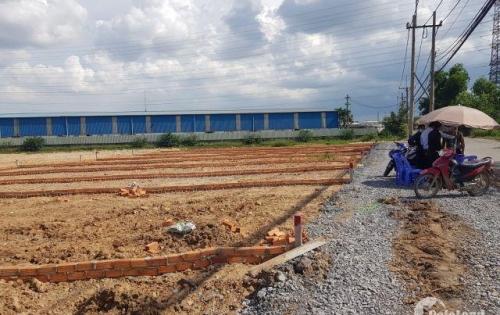 Nhanh tay mua ngay đất nền TT Củ Chi, MT Nguyễn Văn Khạ, 650tr/100m2, SHR, TC100%, sang tên ngay trong ngày, LIÊN HỆ 0931.622.663