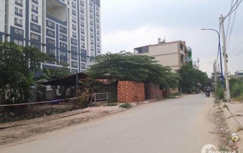 đất hẻm 168 đường  Dương Quảng Hàm  56m2 sổ riêng chính chủ