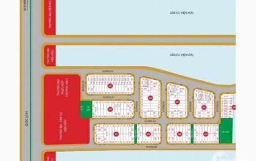 HOT!, Dự án đất nền khu đô thị mặt tiền cao cấp Central Mall Long Thành, Thanh khoản nhanh LH 0937 847 467
