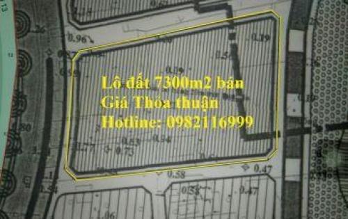Bán 7300m2 đất mặt Quốc Lộ13 KP4 Phường Hiệp Bình Phước, Quận Thủ Đức Liên hệ 0982116999