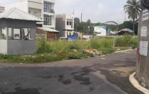 Bán lô đất 77m2 mặt tiền đường dân cư đông đúc