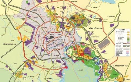 Chỉ với 350tr bạn đã sở hữu lô biệt thự 500m2 ngay UBND, Thị xã Phú Mỹ, BRVT