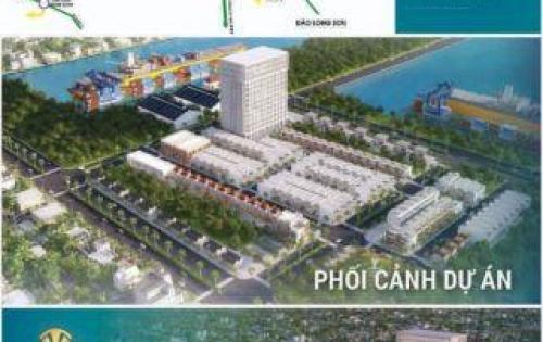 Chính thưc mở bán dự án đất nền Tx Phú Mỹ-Vũng Tàu ck 3-->10%