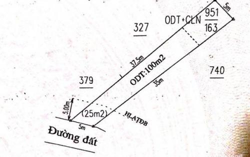 Bán Đất Phường Thạnh Phước Thị xã Tân Uyên tỉnh Bình Dương