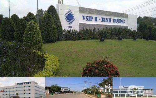 Bán đất Becamex IJC VSIP IIA mở rộng, giá chủ đầu tư sinh lời cao.