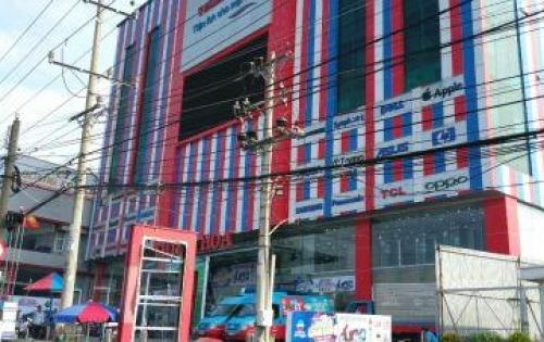 Lô góc 2 mặt tiền ngay Điện máy Thiên Hòa, TX Thuận An, ODT, 122m2