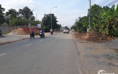 Đất nền Mặt Tiền Nguyễn Chí Thanh Bình Nhâm - Thuận An - Bình Dương.