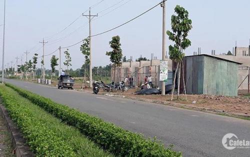 Bán nền khu dân cư phú an khang - vĩnh long giá chỉ 460tr/nền