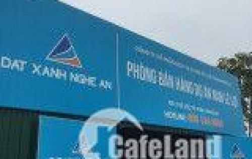 Chính chủ cần bán lại lô đất giá gốc từ cđt tại khu đô thị Nam Lê Lợi TP Vinh