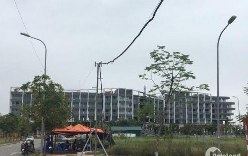 Bán 100m2 sđcc hướng Đông Nam đường 16,5m KĐT Nam Vĩnh Yên