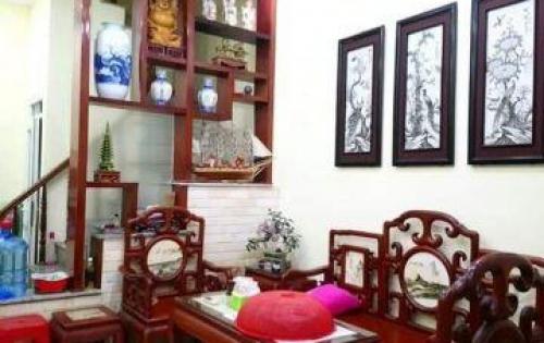 Nhà đẹp 6 tầng, Giang Văn Minh, Đội Cấn, Ba Đình, 35 m2; giá 3,6 tỷ