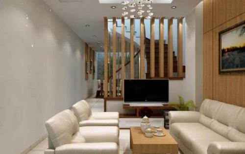 Bán nhà Vĩnh Phúc - Ba Đình Ngõ rộng 10m, kinh doanh, văn phòng 45.5m giá 8.1tỷ
