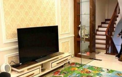 Bán nhà Ba Đình, ngõ 3m, nhà ở luôn, ngõ thông giá 4.85 tỷ