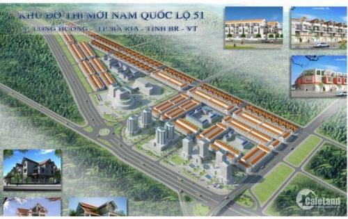 Hưng Thịnh mở bán đất nền dự án Ba Ria City Gate, nhận giữ chỗ nền view đẹp giá dự kiến 8 tr/m2. LH 0938576161