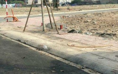 Bán đất mặt tiền đường Điều Xiển, phường Tân Hòa Biên Hòa Đồng Nai, thổ cư 100%, shr.