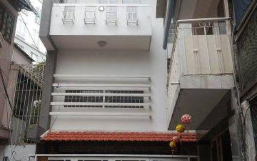 Bán Nhà Hẻm Điện Biên Phủ, P.15, Q.Bình Thạnh, DT: 3,8x11m( 41,2m2), 2 tầng.