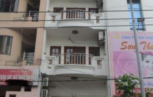 Bán nhà mặt tiền đường Phan Xích Long - Vạn Kiếp, P.3, Q. Bình Thạnh,  đang có HĐ thuê 30 triệu/tháng, giá 9,5 tỷ (TL).