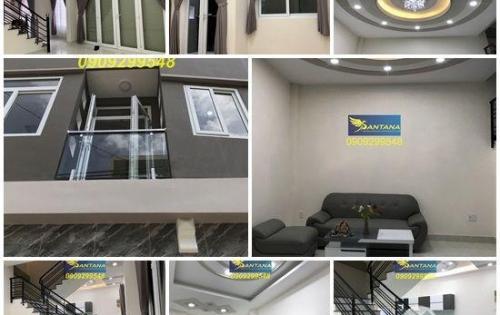 Bán biệt thự mini 2 lầu thiết kế Singapore tuyệt đẹp, hẻm cao cấp Nguyễn Văn Đậu, 6, Bình Thạnh