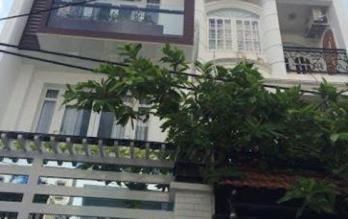 Bán Nhà MT Nội bộ Cư xá Chu Văn An, P.26, Q. Bình Thạnh, DT: 3.6x12m, xây 3 tầng đẹp