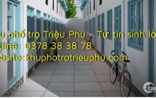Bán dãy phòng trọ 24 phòng, 500 m2 đường Mỹ Xuân - Ngãi Giao