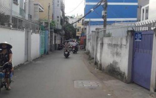 Bán nhà C4 64m2, HXH thông, Nguyễn Văn Đậu, P11, Bình Thạnh 4.85 tỷ