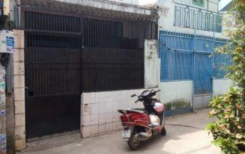 Bán nhà cấp 4 đường Bùi Đình Túy, Phường 12