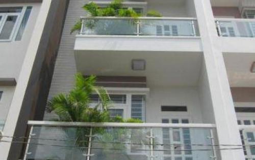 Bán nhà mặt tiền Vạn Kiếp, quận Bình Thạnh. Trệt, 3 lầu. Giá 9,5 tỷ TL